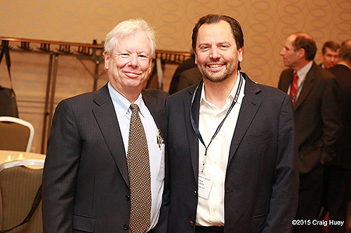 AEA/AFA Joint Luncheon -- Richard Thaler and Luigi Zingales