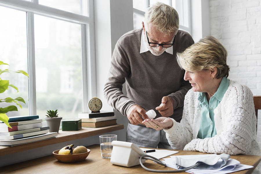 Managing chronic conditions in older adults