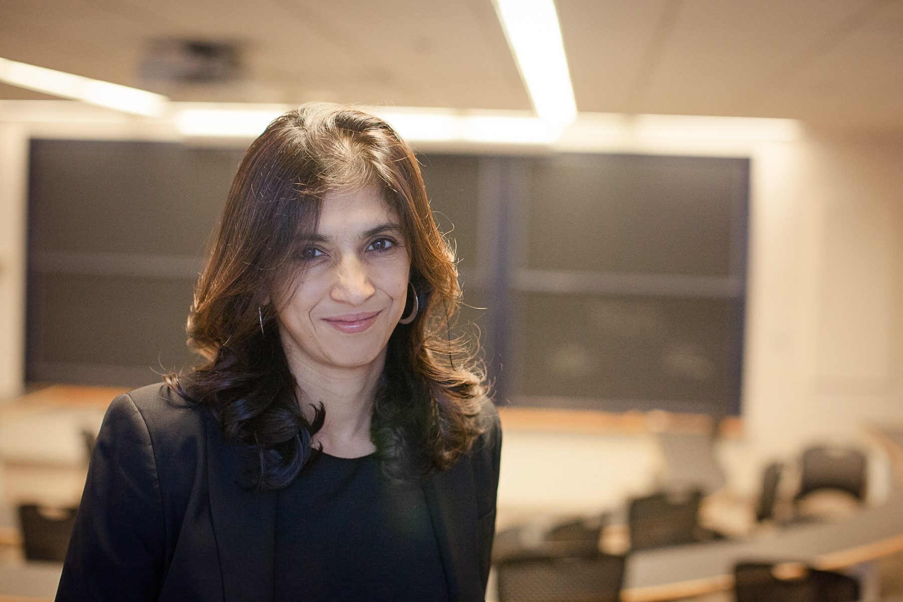 Rohini Pande, Recipient of the 2018 Carolyn Shaw Bell Award