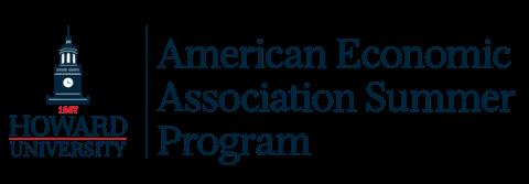 American Economic Association Summer Training Program at Howard University logo